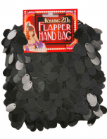 Flapper Bag - Black